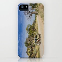 Leopold Downs Road iPhone Case