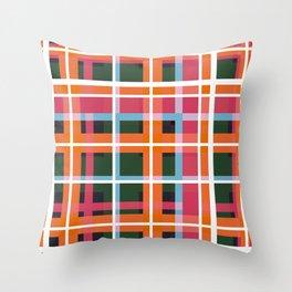 Geometric Shape 05 Throw Pillow