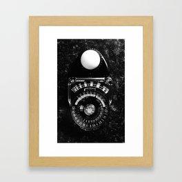 Light Meter Sekonic Studio DeLuxe Framed Art Print