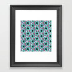 jfivetwenty tessellation  Framed Art Print