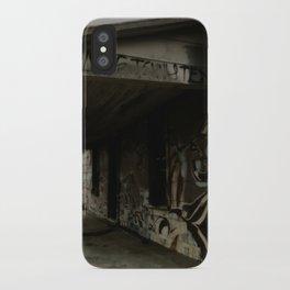 graffiti house iPhone Case