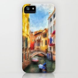 Ahh Venezia iPhone Case
