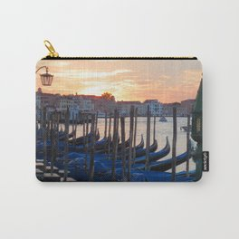 Venice at Dawn 3 Carry-All Pouch