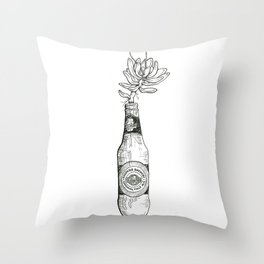 Coopers Pale Ale Throw Pillow