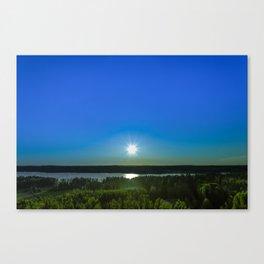 Vista Canvas Print