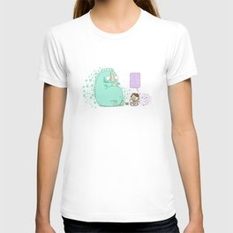 Monster and Tea T-shirt