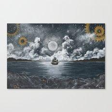 Nautical Journey Canvas Print