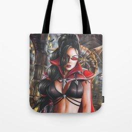 Demon Hunter Tote Bag