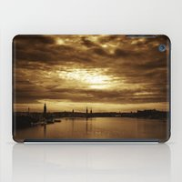 stockholm iPad Cases featuring Stockholm by Nicklas Gustafsson