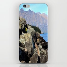 The Remarkables iPhone Skin