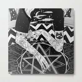 il Sogno Metal Print