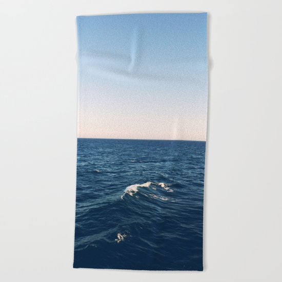 Drifting Beach Towel