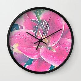 Lilly Wall Clock