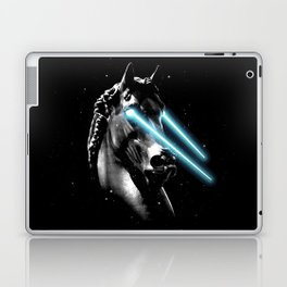 Space Age Horse Laptop & iPad Skin