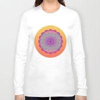 moonrise Long Sleeve T-shirts featuring Moonrise by Peta Herbert