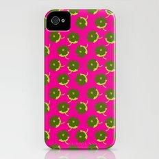 Floral1 iPhone (4, 4s) Slim Case