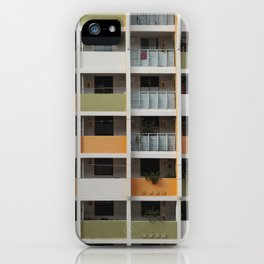 Cube House II iPhone Case