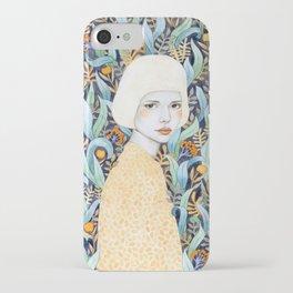 Emilia iPhone Case