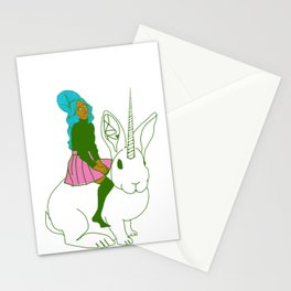 SOME BUNNY Stationery Cards
