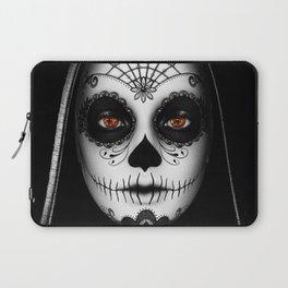 Das Gesicht Laptop Sleeve