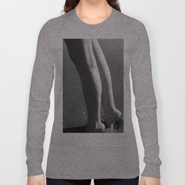 Legs on beach II Long Sleeve T-shirt