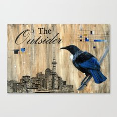 The Outsider Canvas Print