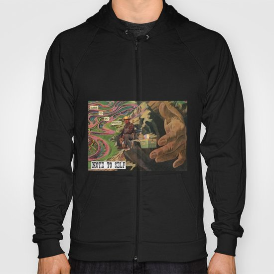 Just A Thought Hoody