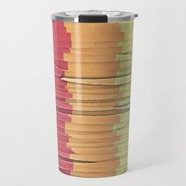Shreds of Color 5 Travel Mug