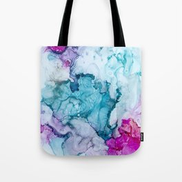 Candied Coral Tote Bag
