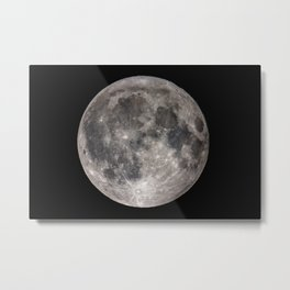 Full Harvest Moon #2 Metal Print