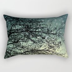 Starry Sky Rectangular Pillow