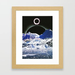 The Universe Tonight Framed Art Print