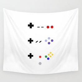 90's gaming Wall Tapestry