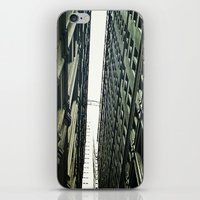 inception iPhone & iPod Skins featuring inception by ALEXIS