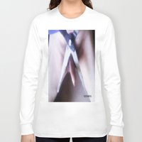 cunt Long Sleeve T-shirts featuring funny painting fatty food BDSM fetish Big dick cock suck oral sex pussy cunt transgender anal fuck  by Velveteen Rodent