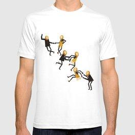 Lindy Hop Dancers T-shirt