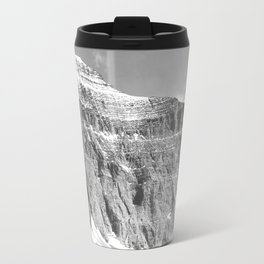 """From Going-to-the-Sun Chalet, Glacier National Park,"" Montana Travel Mug"
