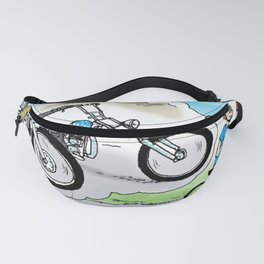 Daddy's Home Father and Son Dream Fanny Pack