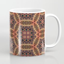 Symmetrical Art // Geometric Art // 2021_021 Coffee Mug