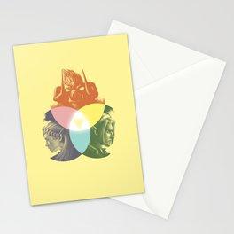 Venn Triagram Stationery Cards