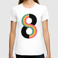 infinity T-shirts featuring Infinity by Andy Westface