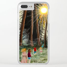 The Call of the Wild Clear iPhone Case
