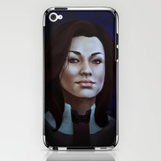 Mass Effect: Miranda Lawson iPhone & iPod Skin