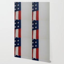 Side Flag (Color) Wallpaper