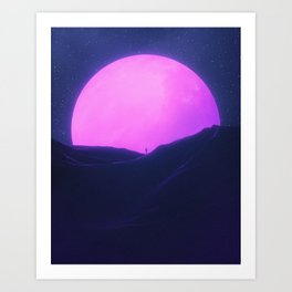 New Sun III Art Print