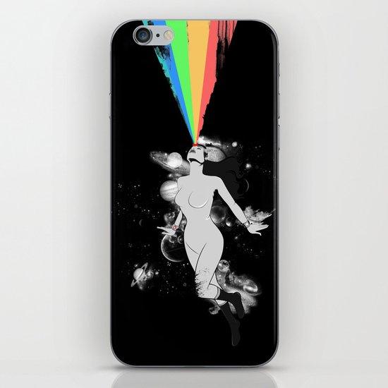 SUPER PIN UP iPhone & iPod Skin
