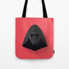 Kylo Ren Flat Design Tote Bag