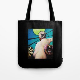 Only The Blind Knows || Cyclop || Sphynx || Eye Tote Bag
