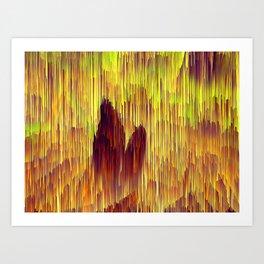 Beacons Art Print