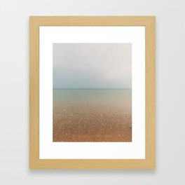 Lakeside Mornings Framed Art Print
